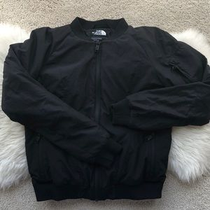 North Face Down Bomber Jacket - S
